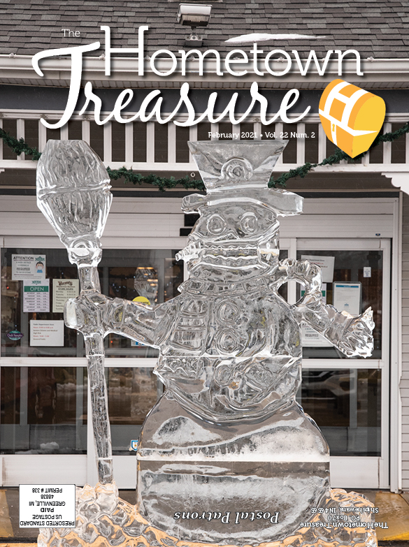 The Hometown Treasure - February 2021