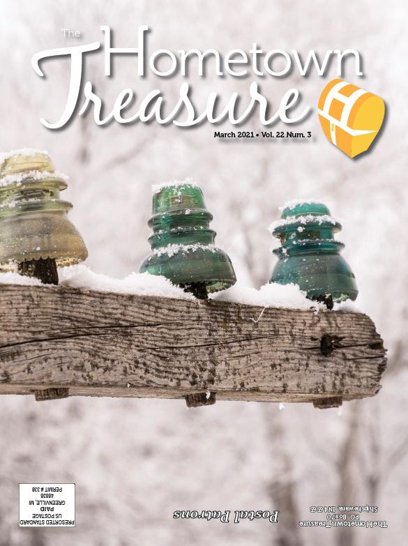 The Hometown Treasure - December 2020