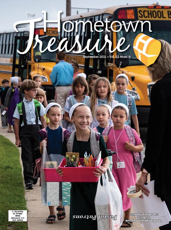 The Hometown Treasure - January 2021
